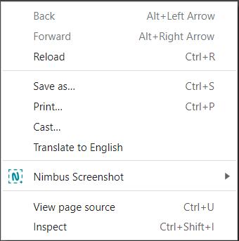 debugger tutorial right click