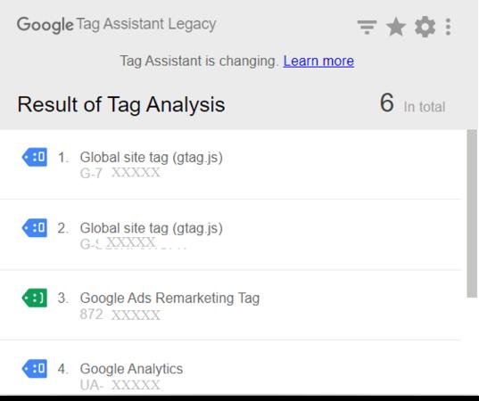 debugger tutorial tag assistant