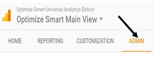 ecommerce tracking gtm admin google analytics