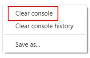 fix ga clear console 300x194 1