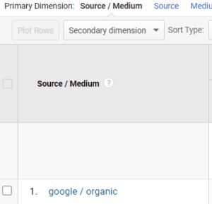 ga dimensions metrics group 4