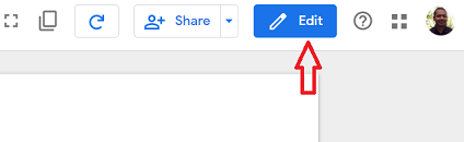 google data studio google sheets edit mode google data studio