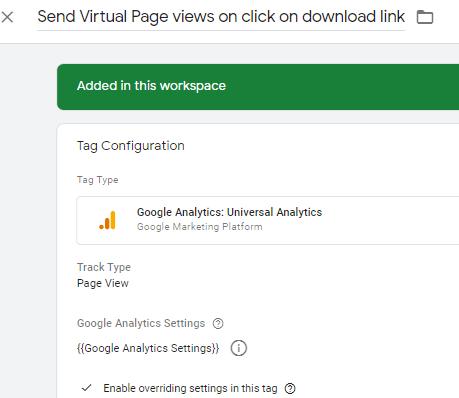 gtm virtual pageviews send vpv