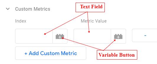 variable button