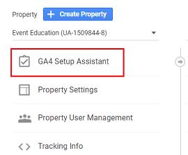 GA4 Setup Assistant