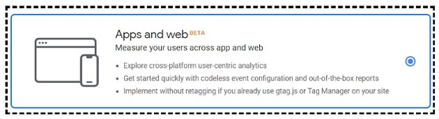 apps web apps and web property
