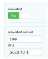 converted amount 1