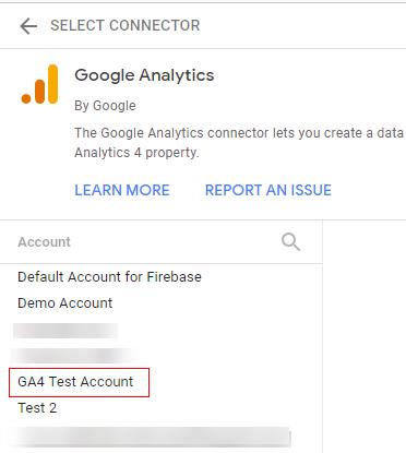 cionnect ga4 data studio data studio 4
