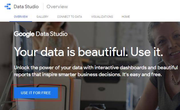 cionnect ga4 data studio data studio free