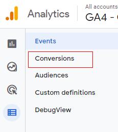 conversion link