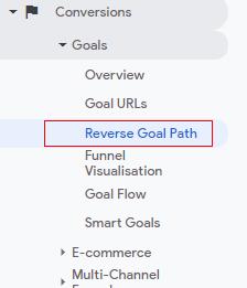 geek guide funnels reverse goal path