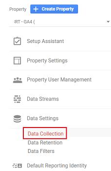 google signals demographics Data Collection ga4