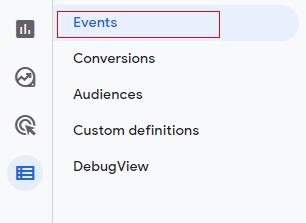 event configuration 1