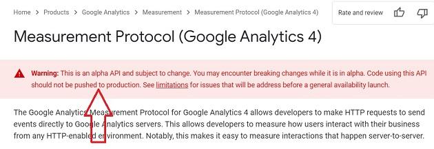 measurement protocol ga4