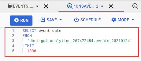 SQL statements ignore line breaks