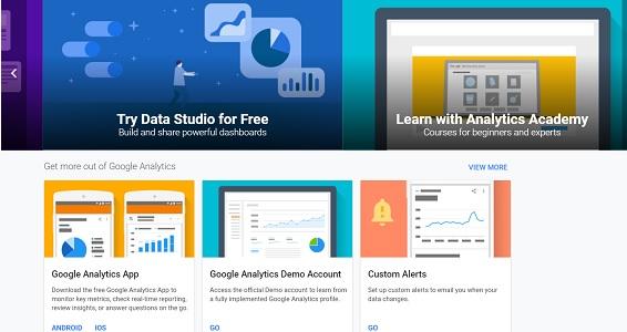 discover report google analytics