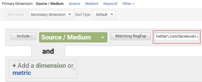 regex guide matching