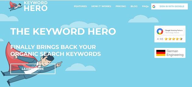 unlock not provided keywords google analytics