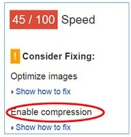 enable compression 1