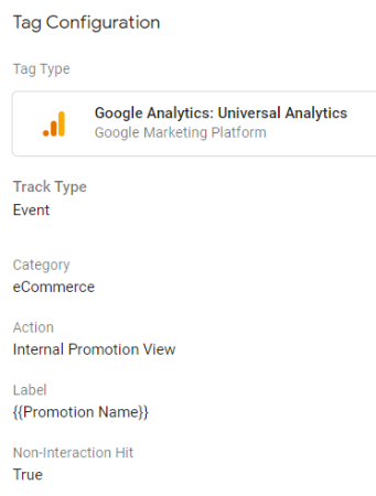 Non-Interaction Events in Google Analytics
