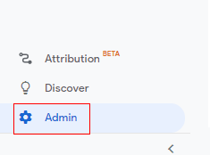 Admin section