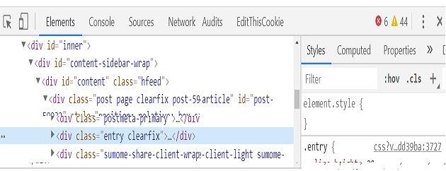 Google Developers Tool window