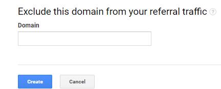 Referral domain