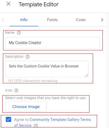 gtm tutorial custom templates gtm