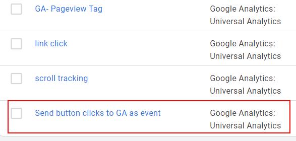 Button click event