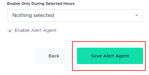 Save alert 2