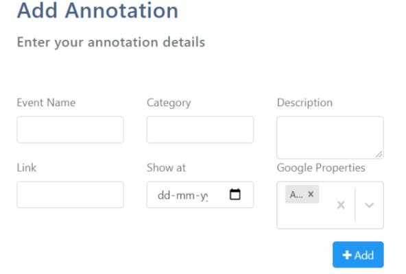 annotation details