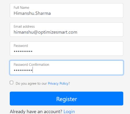 ga annotation registration