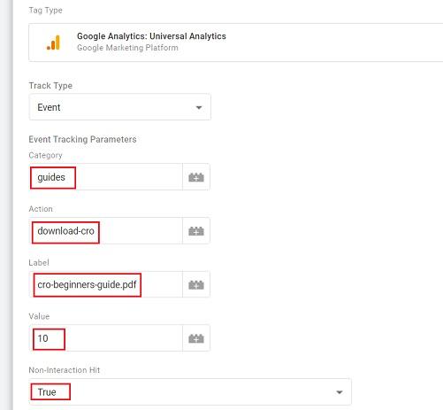 ga training resources Google Analytics Event Tracking
