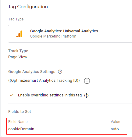 ga training resources Google Analytics Subdomain Tracking