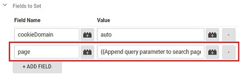 ga training resources Tracking Site Search without Query Parameter