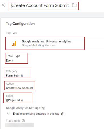 ga training resources google analytics form tracking