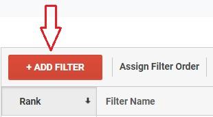 remove referral spam add filter google analytics 1