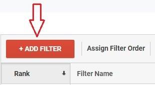 remove referral spam add filter google analytics