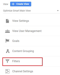 remove referral spam filters google analytics 1