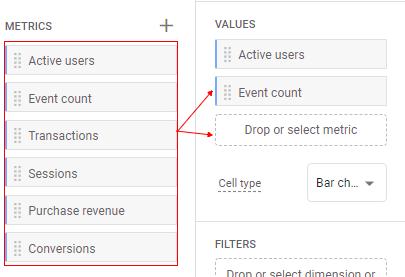 add metrics