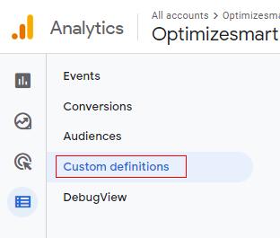 Custom defination link 3