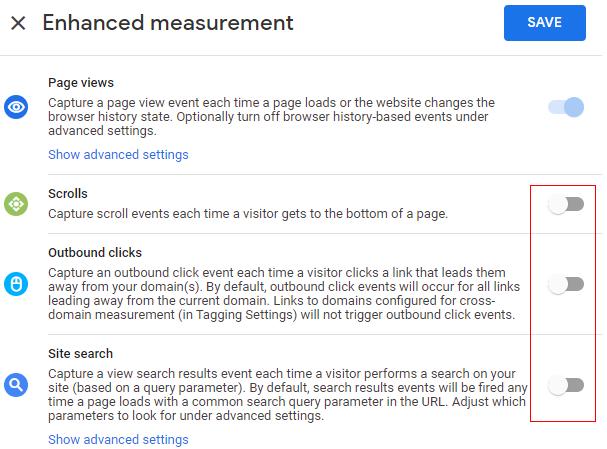 Enhance measurement