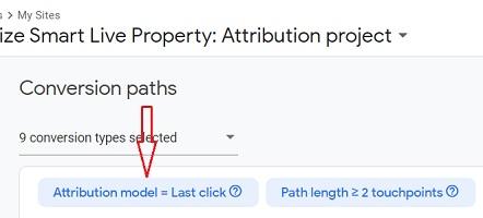 attribution model conversion paths 1