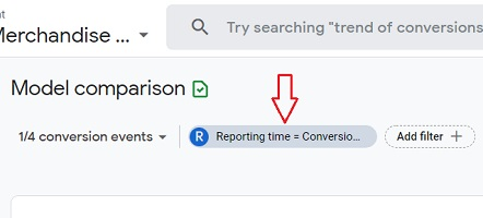 reporting time conversion time 1