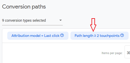 faster way to change the conversion path length