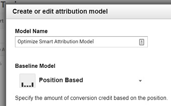 name your attribution model